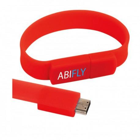 USB Silicone Bracelet