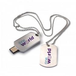 USB Army Métal